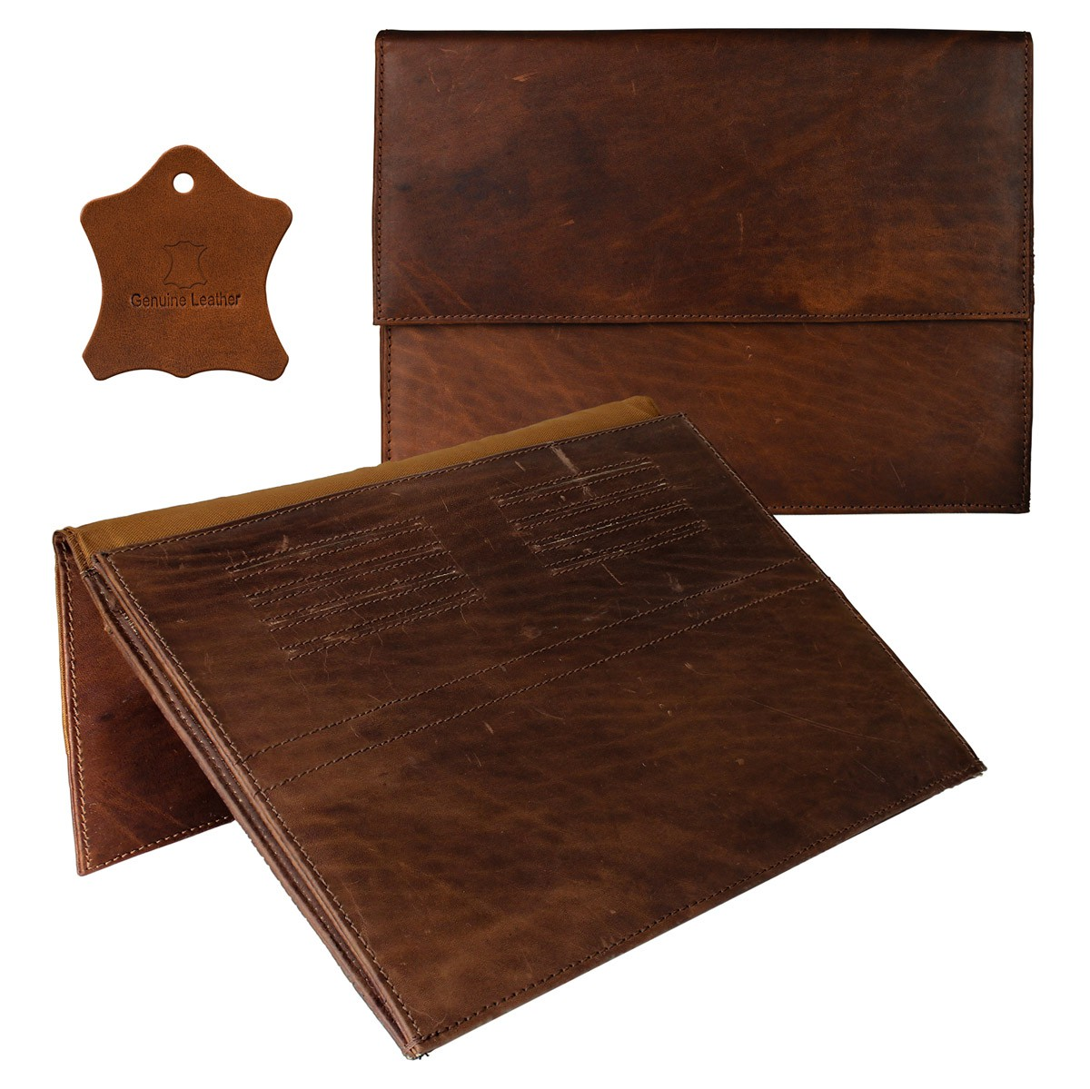 efabrik echtleder h lle f r apple ipad mini 4 3 2 1. Black Bedroom Furniture Sets. Home Design Ideas