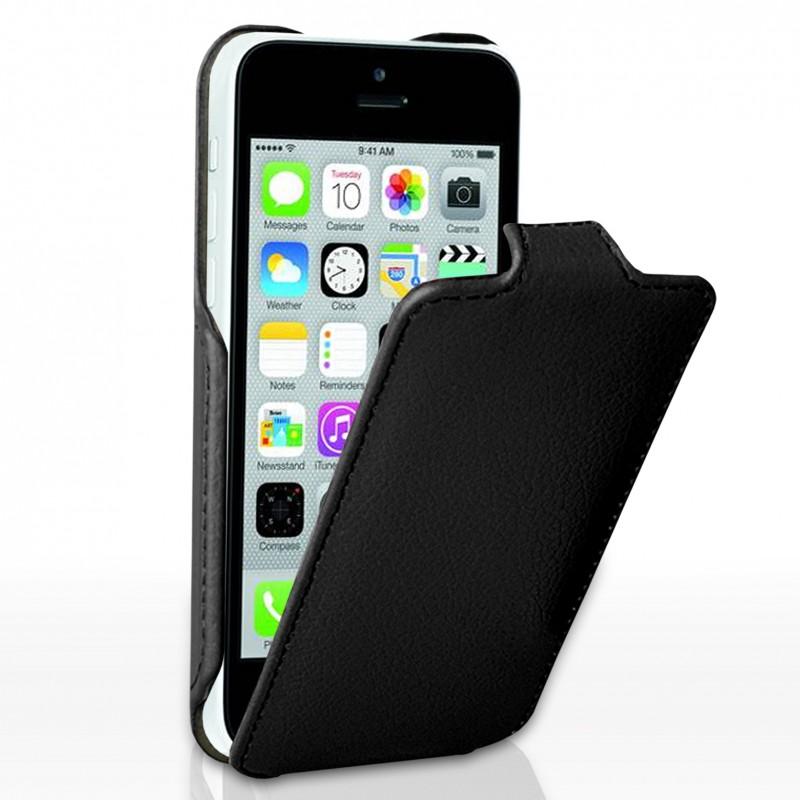 Ledertasche Iphone 5c Hülle Für Apple Iphone 5c