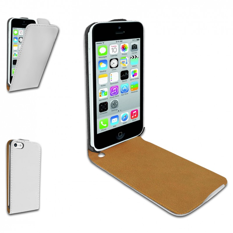 Ledertasche Iphone 5c Case Für Apple Iphone 5c Hülle