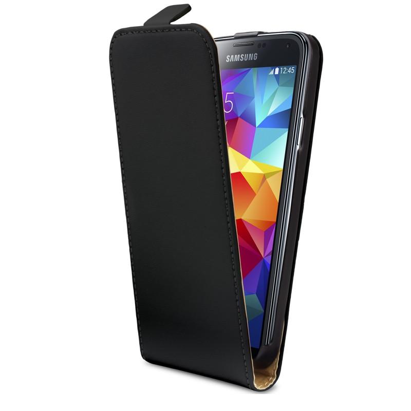 eFabrik Hu00fclle fu00fcr Samsung Galaxy S5 / Galaxy S5 Neo Tasche Flip Case ...