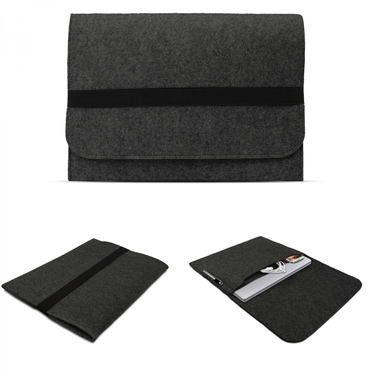 efabrik filz schutzh lle f r lenovo thinkpad yoga 12 5. Black Bedroom Furniture Sets. Home Design Ideas